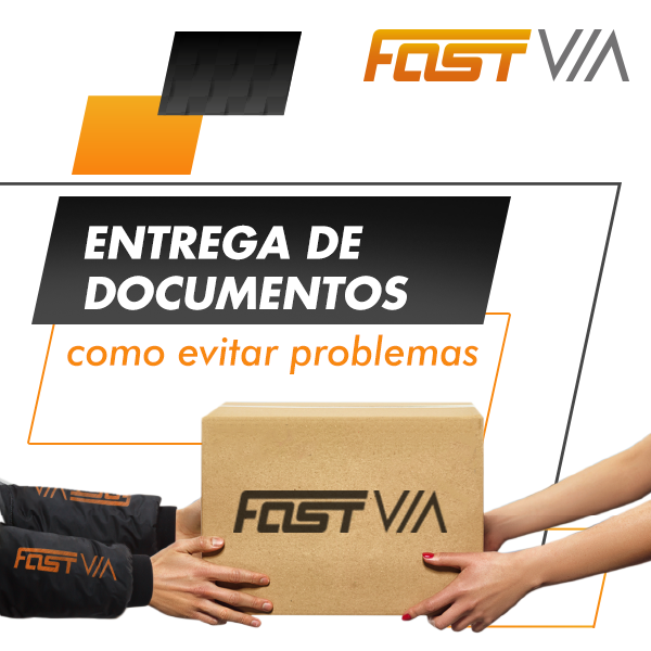 Artigo Entrega De Documentos Fast Via